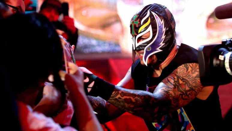 WWE Rumors: Rey Mysterio return hinted at on Monday Night Raw