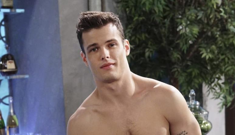 Kyle on The Young and the Restless