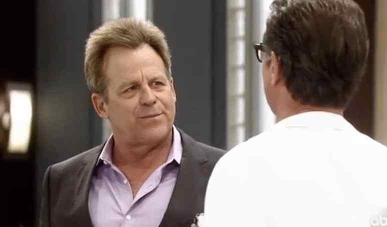 Scotty Baldwin (Kin Shriner) on General Hospital