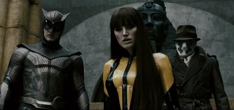 Watchmen Cast Photo