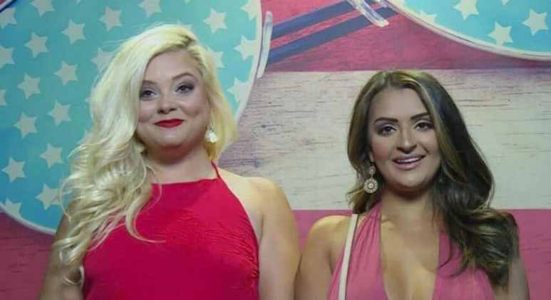 Aimee Hall and Nilsa Prowant are back with their chi chis up on Floribama Shore