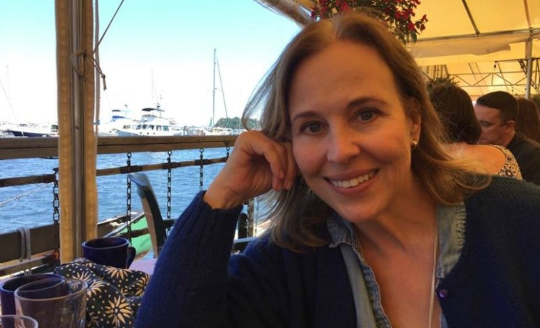 Genie Francis in a photo shared to Facebook