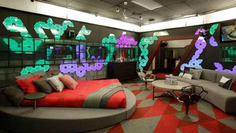 The HoH room for season 20 of Big Brother