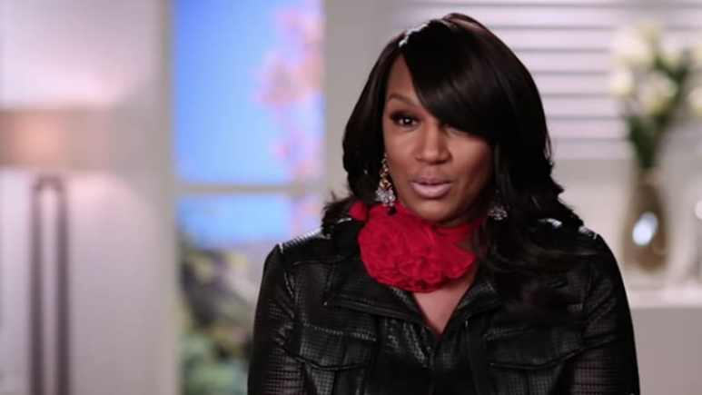Jackie Christie on Basketball Wives