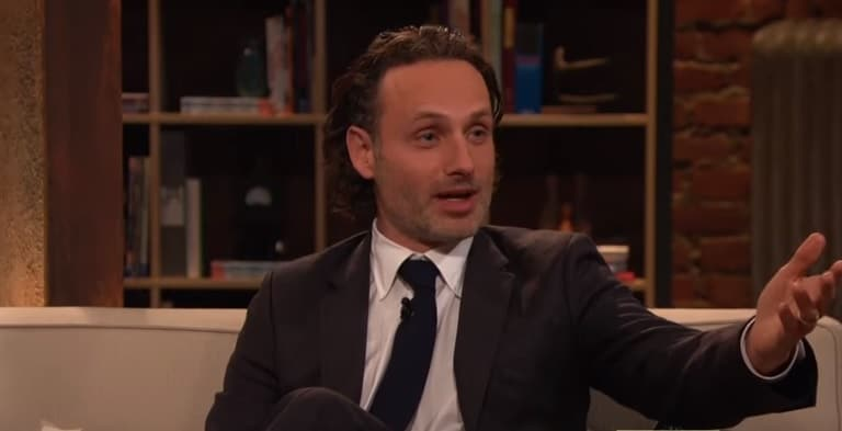 Andrew Lincoln Interview