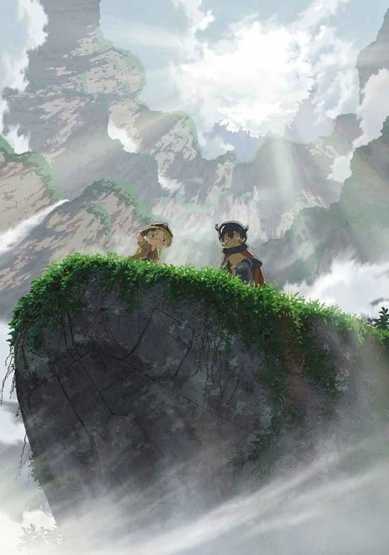 Made In Abyss Movie Key Visual