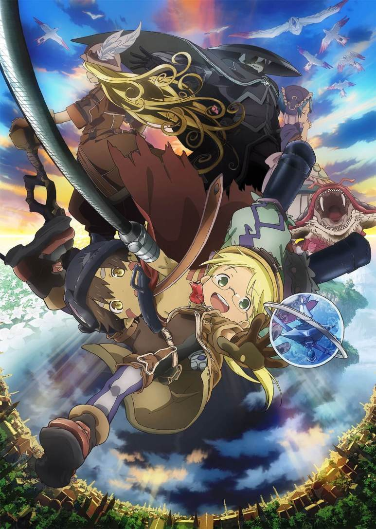 Made In Abyss Season 2 Key Visual