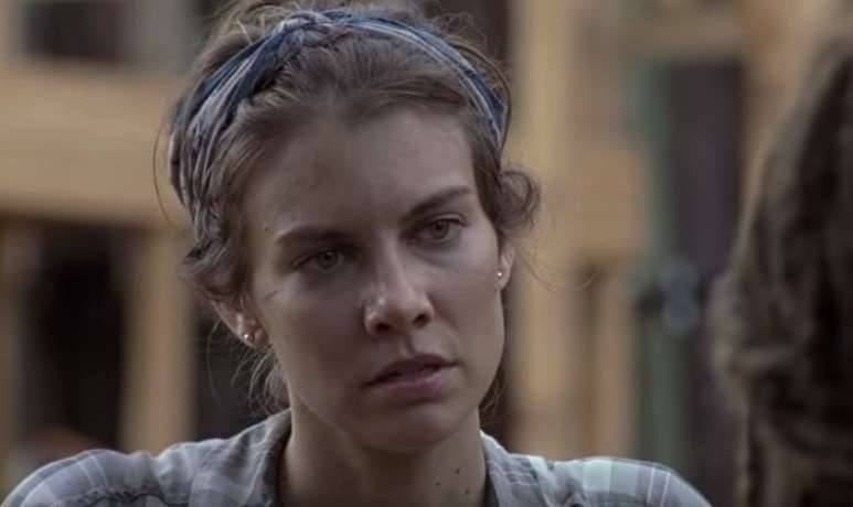 Maggie On The Walking Dead