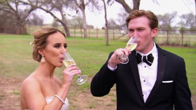 Danielle and Bobby on Season 7 of Married at First Sight