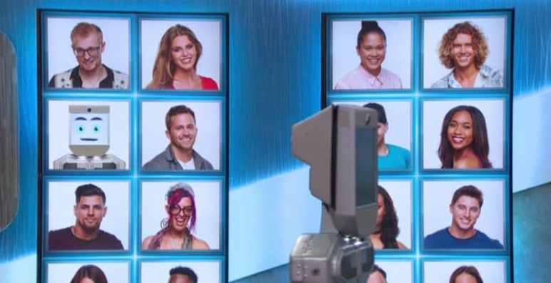 Who is the robot on Big Brother 20?