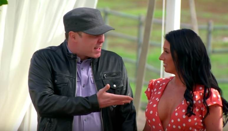 MasterChef Winner Shaun O'Neale and His wife during Episode 8