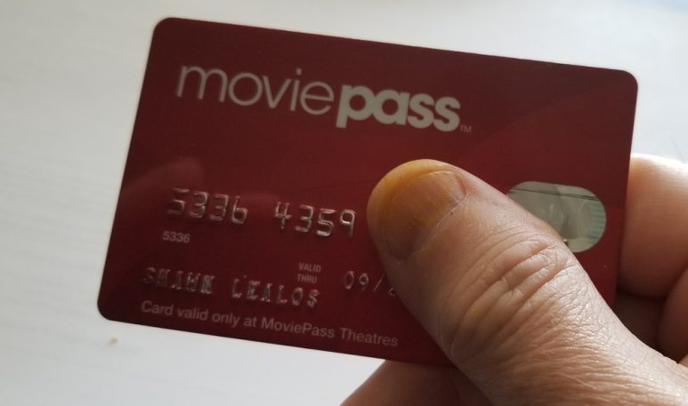 MoviePass plan changes