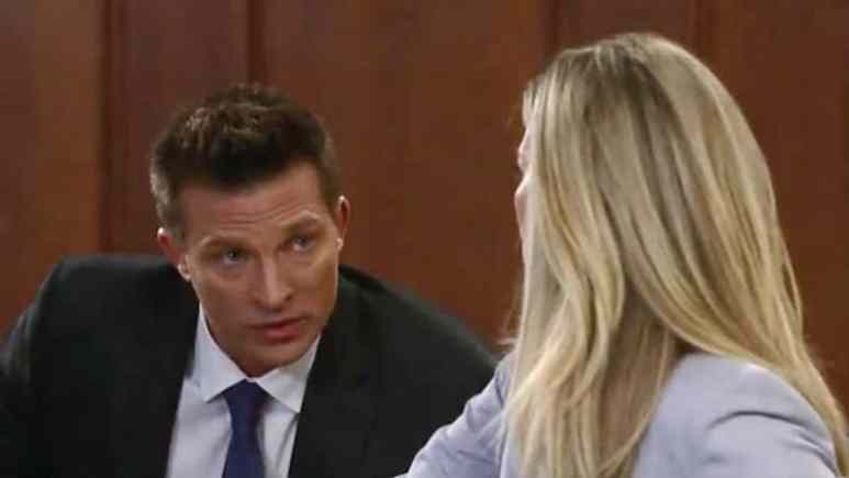 Jason and Carly on General Hospital