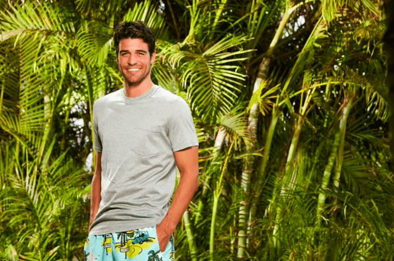 Joe Amabile on Bachelor In Paradise
