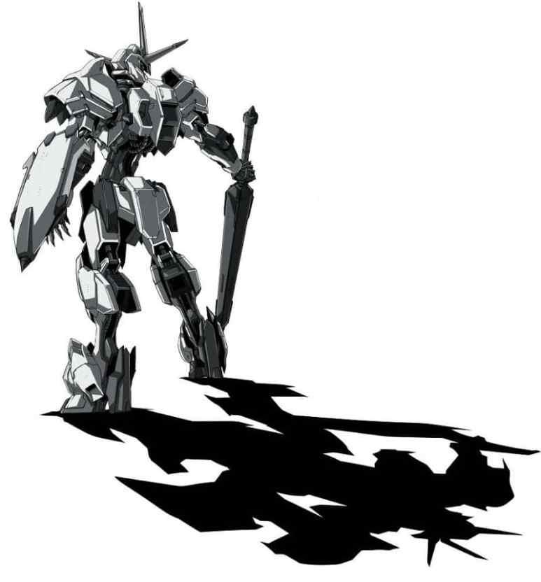 Mobile Suit Gundam: Iron-Blooded Orphans Season 3 artwork