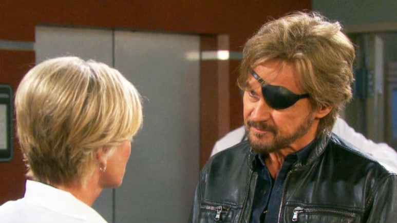 Steve and Kayla on Days of our Lives