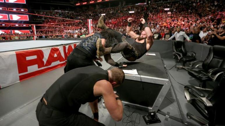 WWE Monday Night Raw recap and grades: The Shield's WWE return ignites Raw