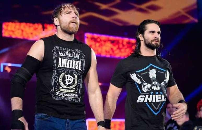 WWE - Dean Ambrose and Seth Rollins