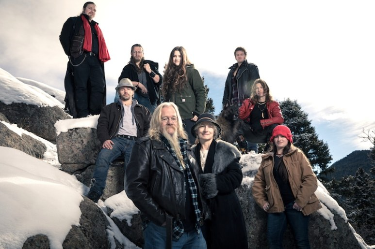 The Brown family from Alaskan Bush People, who spoke to Monsters and Critics ahead of Season 8