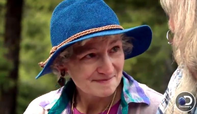 Ami Brown on Alaskan Bush People