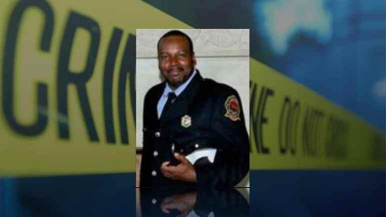 William Walker murder, seen here in his ceremonial firefighter uniform