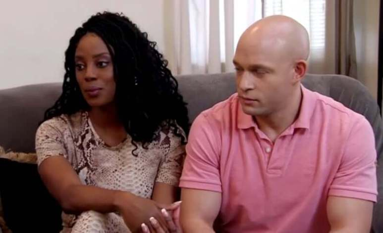 Angela and Tony talk to Charles on Seven Year Switch