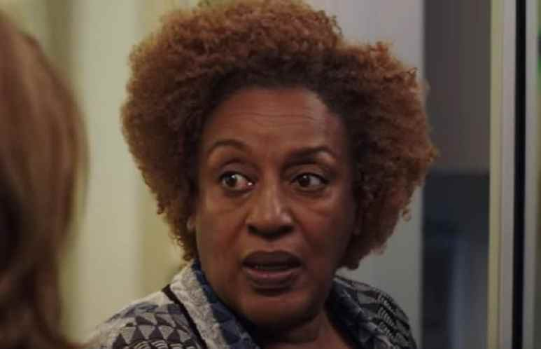 CCH Pounder during NCIS: New Orleans Season 5 premiere
