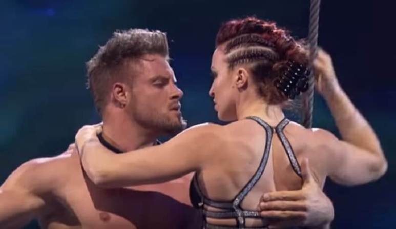 Duo Transcend is one of the 2018 America's Got Talent finalists