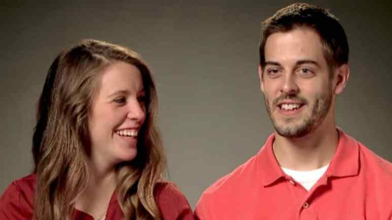 Jill and Derick Dillard confessional from Counting On