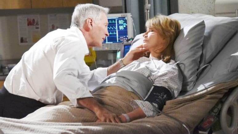 Marlena and John on Days of our Lives