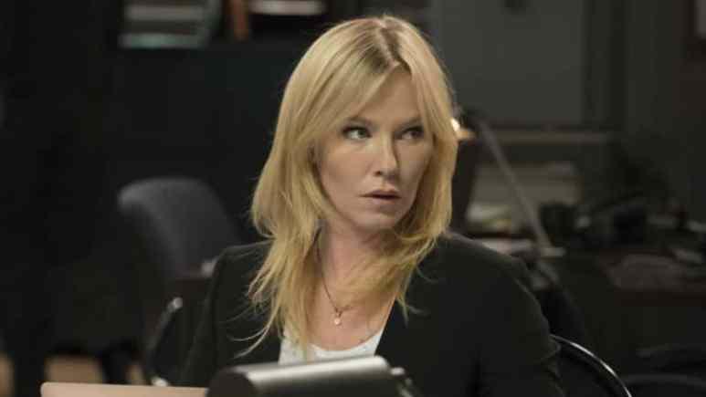Kelli Giddish as Amanda Rollins on Law & Order: SVU