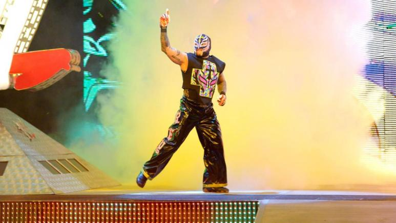 WWE news: Rey Mysterio gives an update on WWE return and future