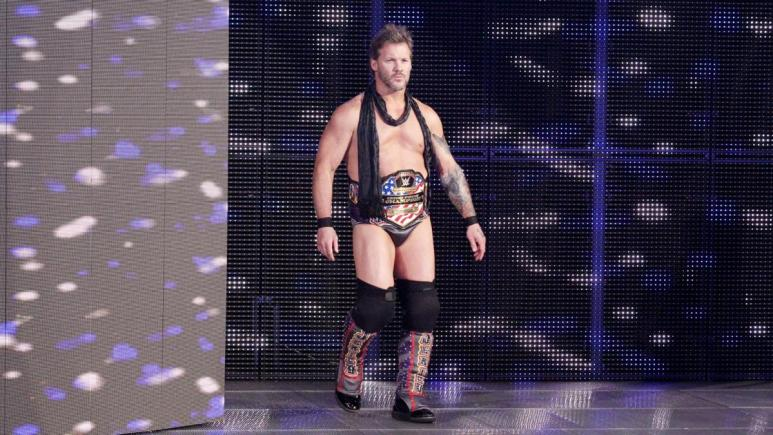 WWE news: The real reason Chris Jericho appeared at All In in Chicago last weekend