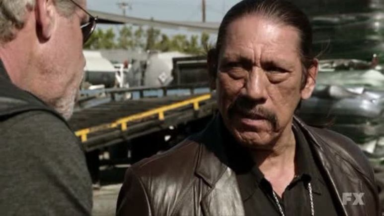 Danny Trejo in Sons of Anarchy