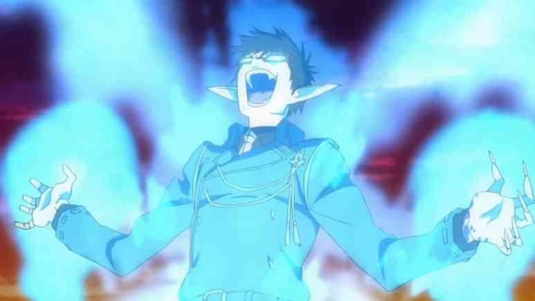 Blue Exorcist Yukio Satan