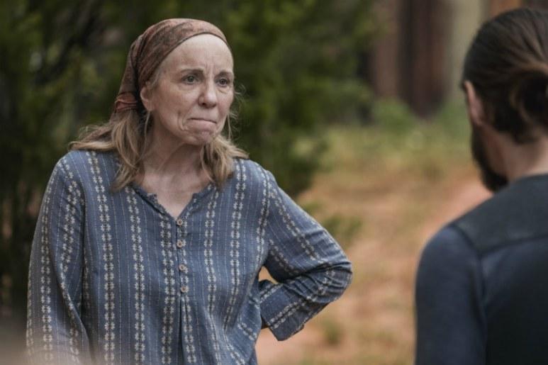 Brett Butler has joined The Walking Dead as Tammy Rose. Pic credit: Jackson Lee Davis/AMC