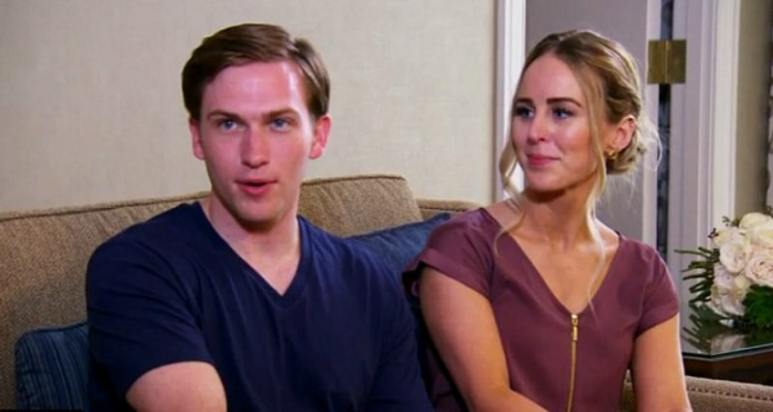Bobby Dodd and Danielle Bergman on Married at First Sight