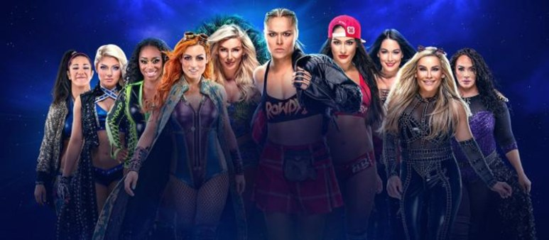WWE Evolution betting odds see no title changes