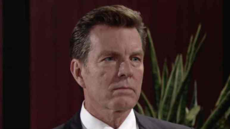 Peter Bergman as Jack Abbott on The Young and the Restless