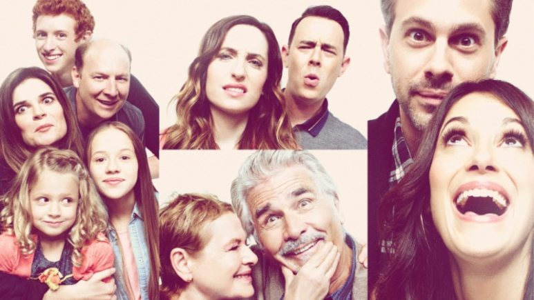 Life in Pieces on CBS