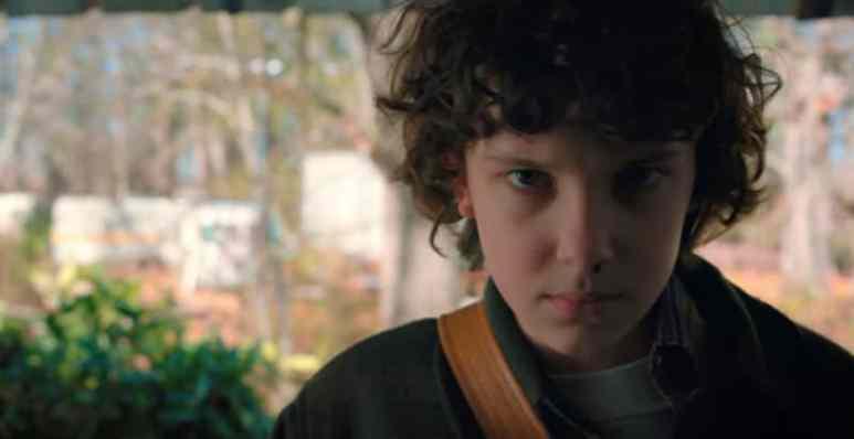 Eleven Stranger Things Season 3