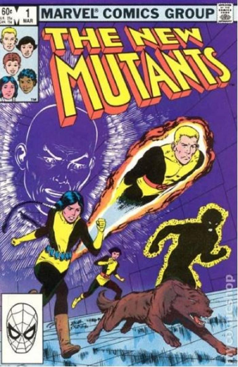 Marvel Comics The New Mutants (Pic credit: Marvel Comics)
