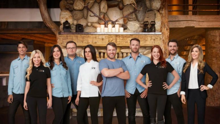 Timber Creek Lodge cast