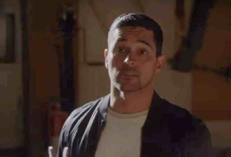 Nick Torres on NCIS
