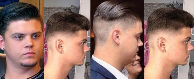 Tyler Baltierra from Teen Mom OG shows off the visible transformation after losing weight and getting in shape
