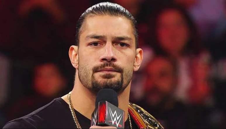 WWE news: Roman Reigns was backstage at WWE Monday Night Raw tonight