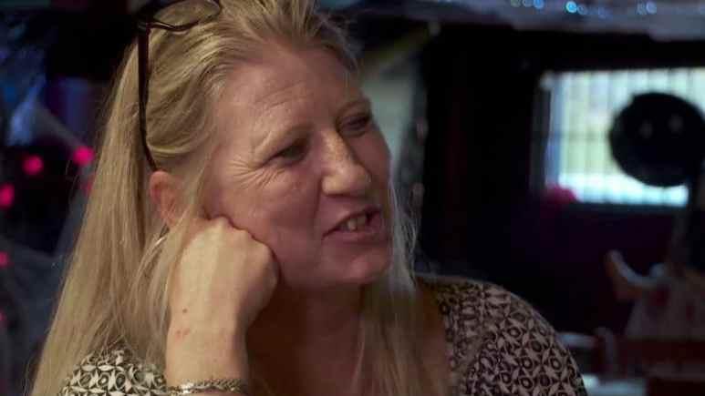 Angela on Season 1 of Love After Lockup