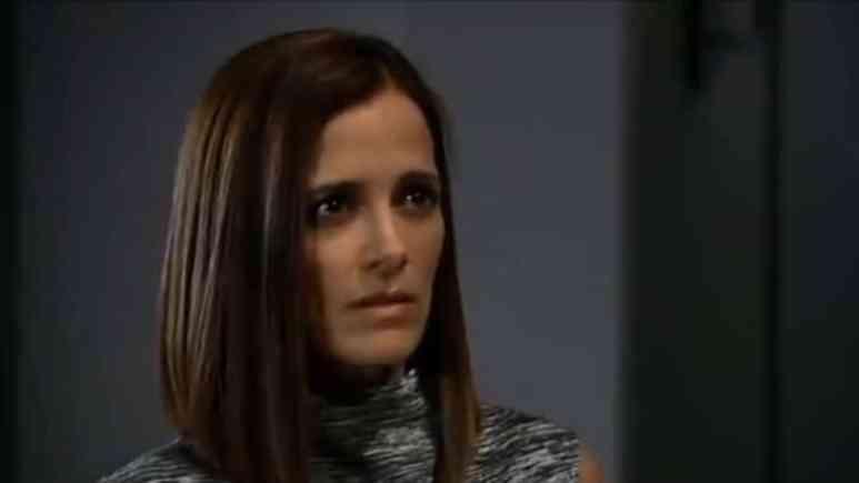 Rebecca Budig as Hayden Barnes on General Hospital