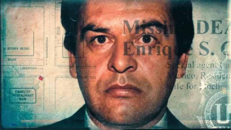 Kiki Camarena real photo from Narcos