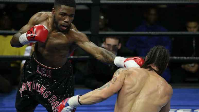 Leo Hall boxer shot dead